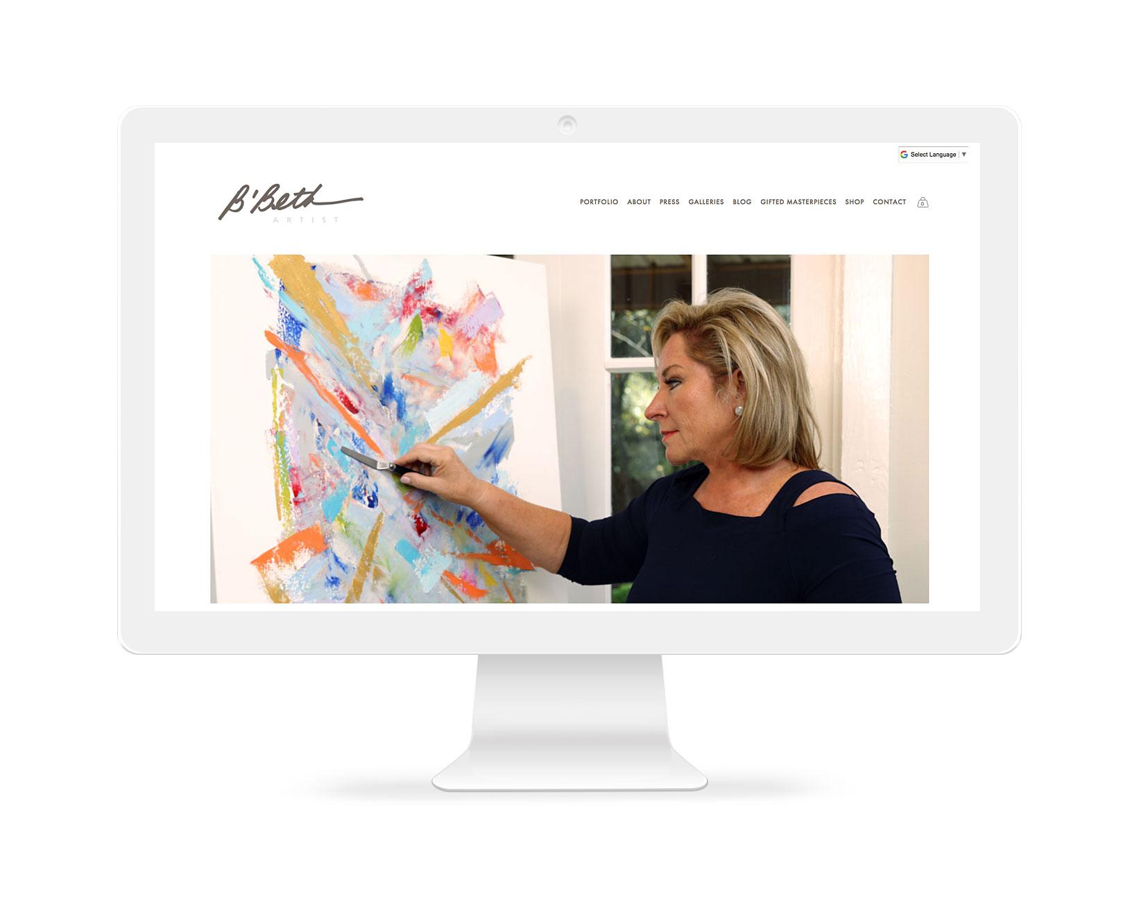 Artist Websites Alabama