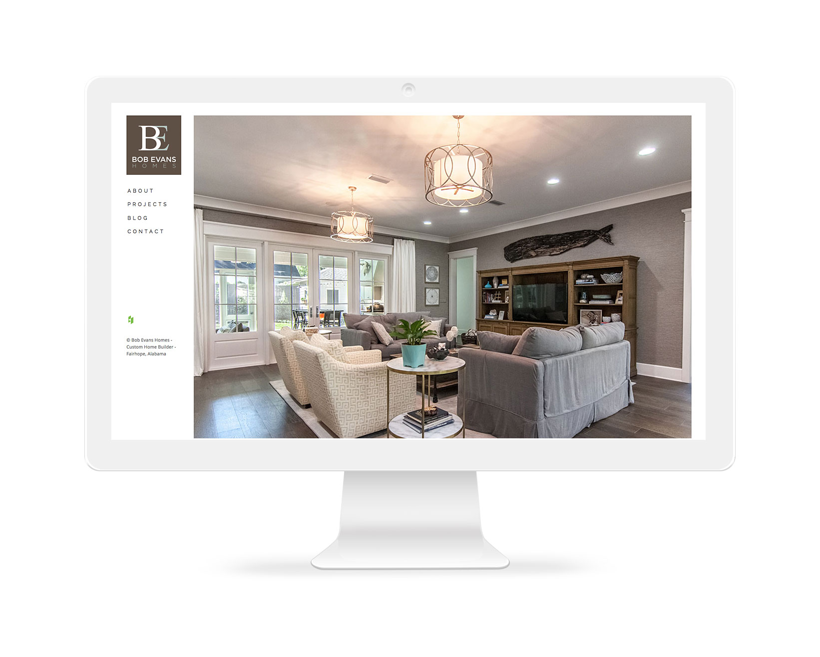 Builder Website Fairhope, Alabama