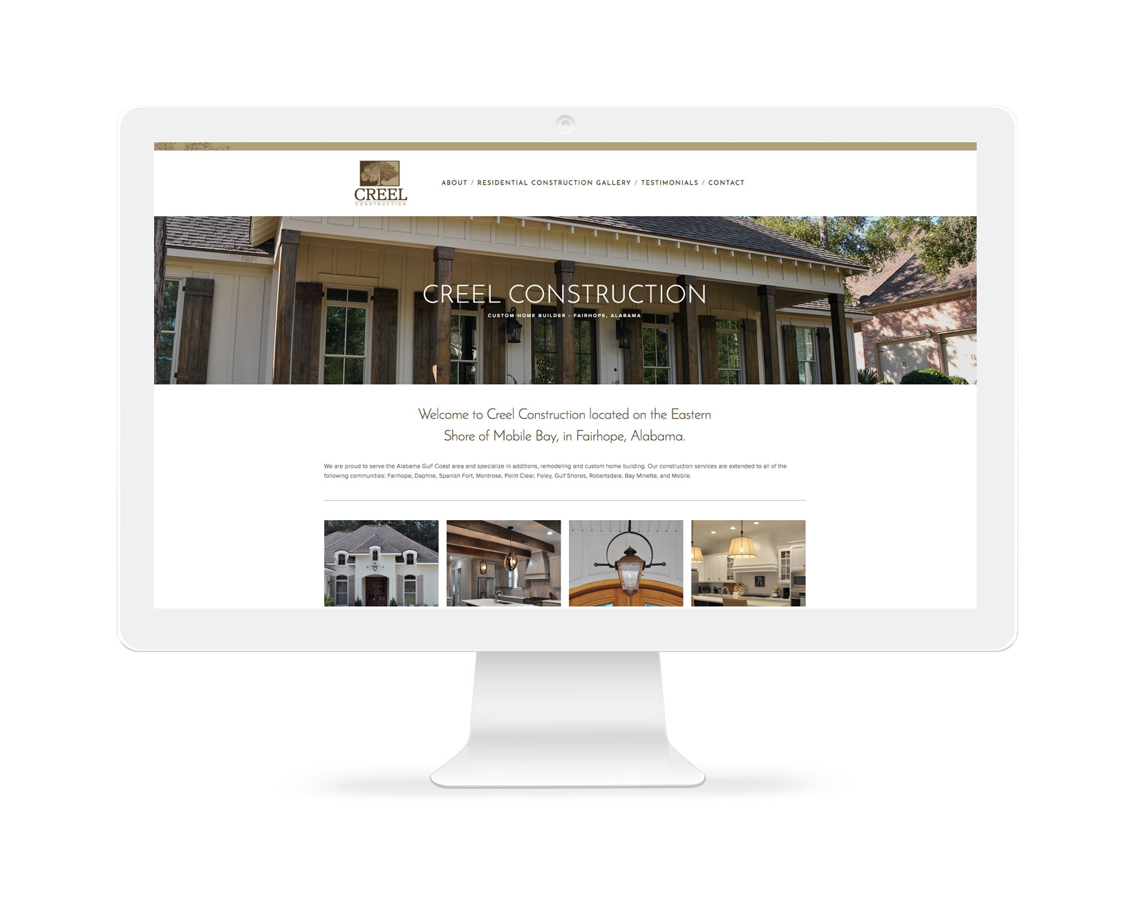 Builder Websites Alabama