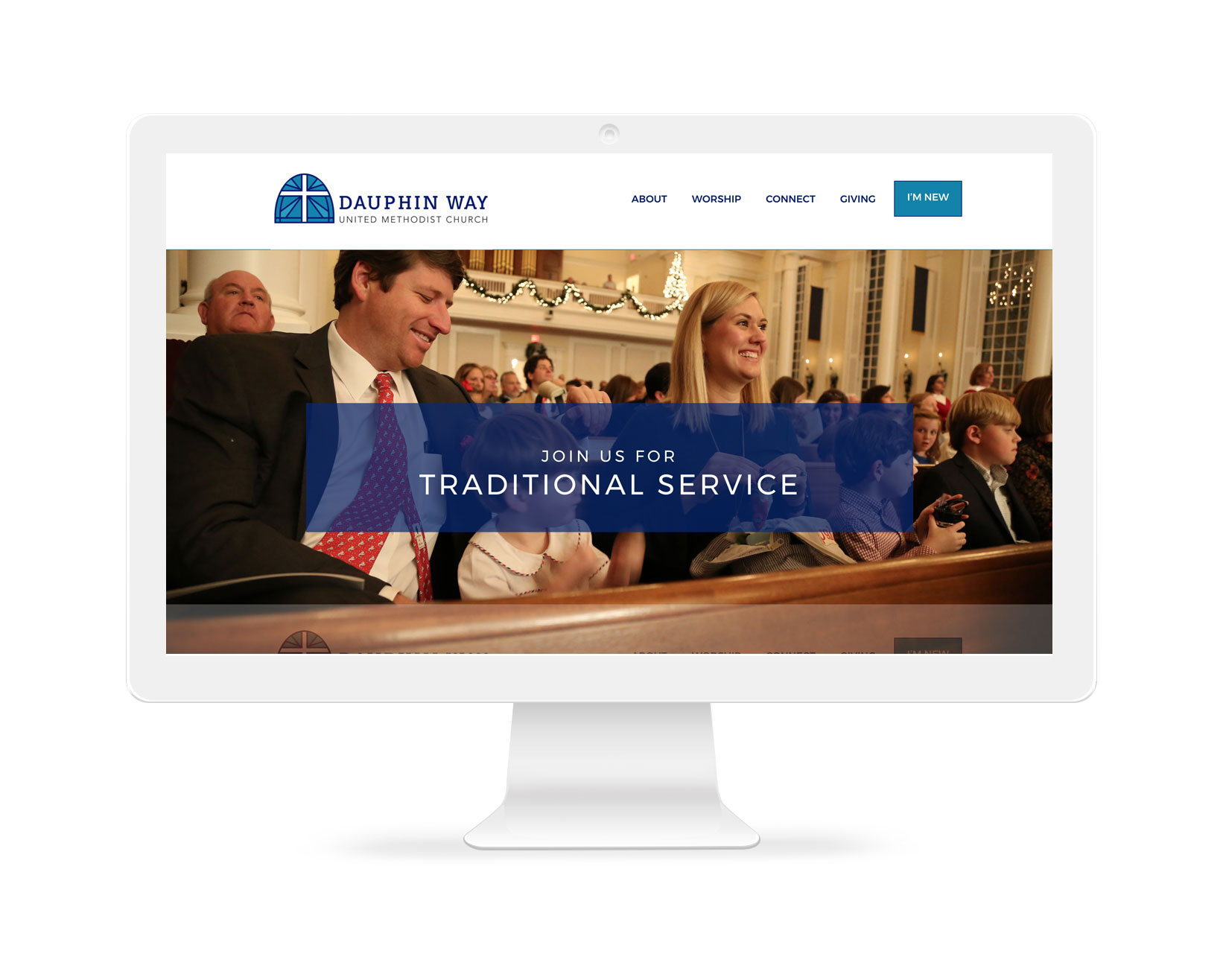 Church Website Design Mobile, Alabama