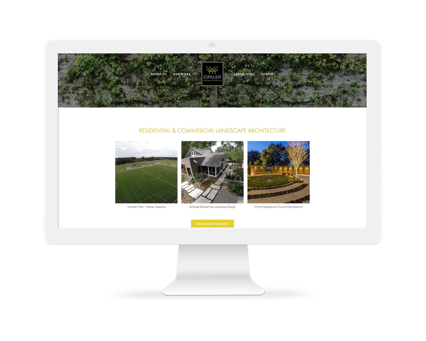 Espalier Landscape Architecture