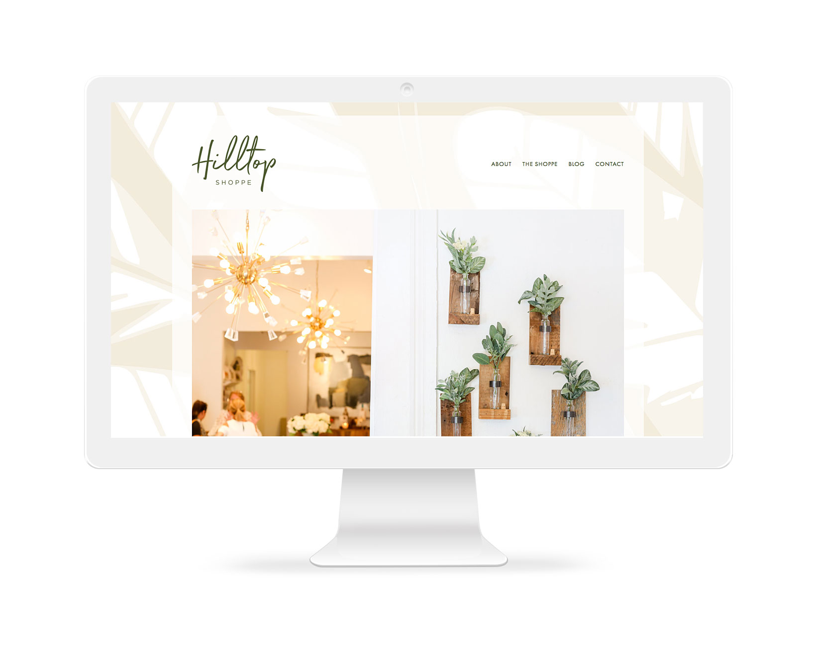 Gift Shop Website Design Alabama