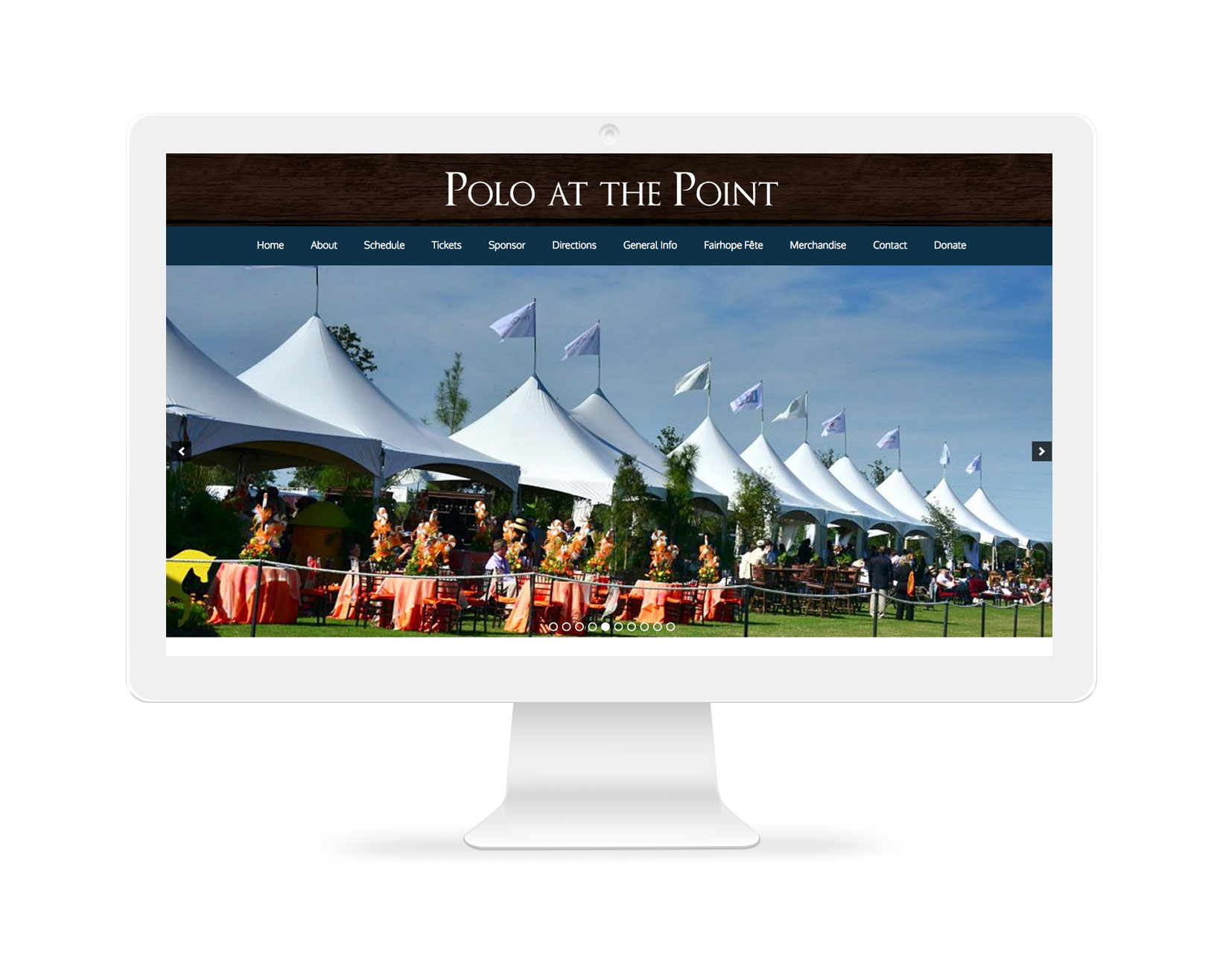 Polo at the Point - Alabama