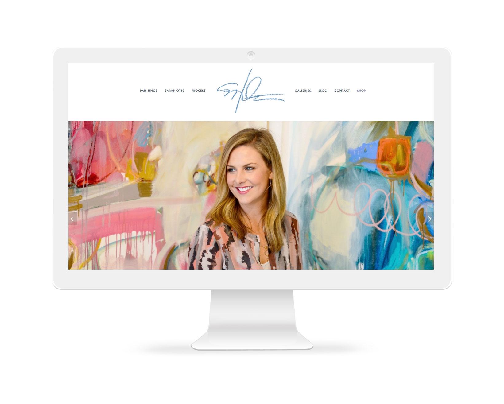 Sarah Otts - Artist Mobile, Alabama